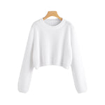 Marry's White Jumper Sweater