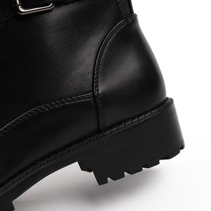 Stylish Black Ankle Boots