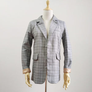 Feminino Office Jacket
