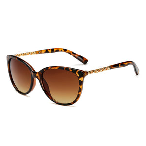 Luxury Vintage Cat Eye Sunglasses