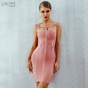 Adyce Night Club Dress
