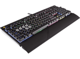Corsair STRAFE RGB Gaming Tastatur MX-Red DE CH-9000227-DE