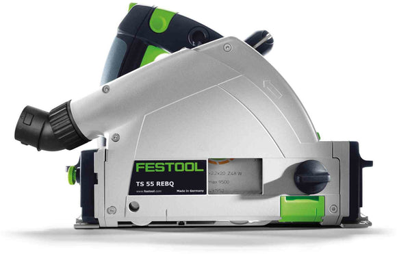 FESTOOL Tauchsäge TS 55 REBQ-Plus EU-VERSION