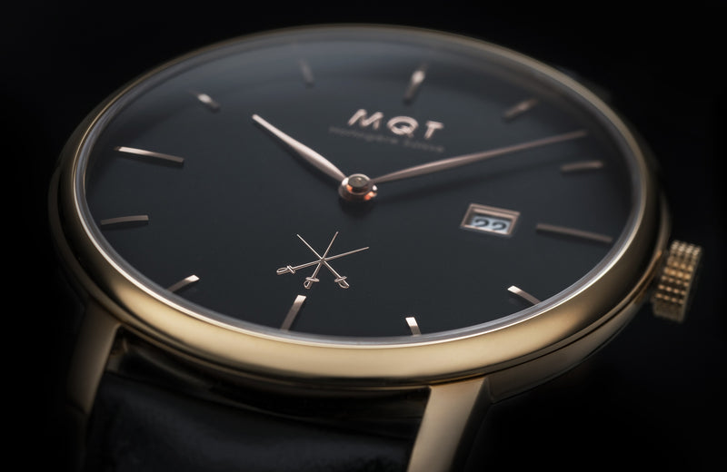 MQT, MQT Horlogère, MQT Horlogère Suisse, Swiss, Swiss Made, Switzerland, Essential, Essential Four, Essential Four Gent, Watch, Swiss Watch, Luxury, Luxury Watch, Affordable Watch, Affordable Swiss Watch, Cheap, Afforbable, timepiece, timepieces