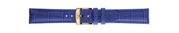 Blue Croc Gold | 20 mm