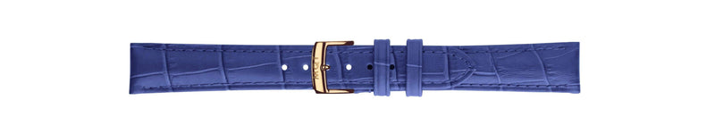 Blue Croc Gold | 16 mm