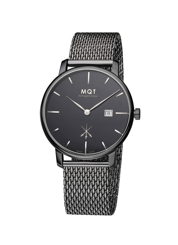 Essential Three Gent | Black Mesh