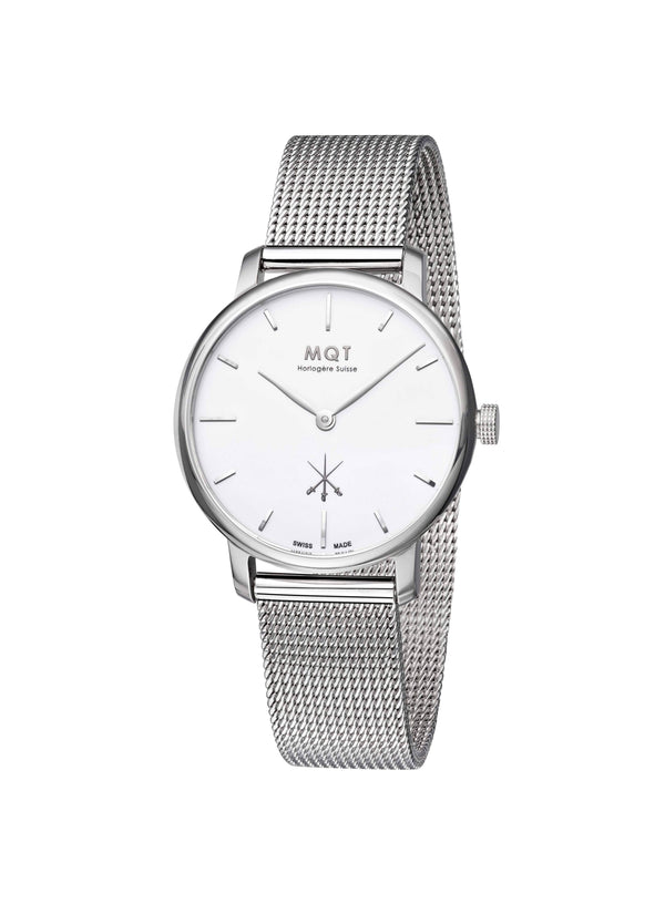 Essential One Lady | Silver Mesh