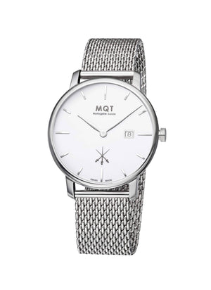Essential One Gent | Silver Mesh