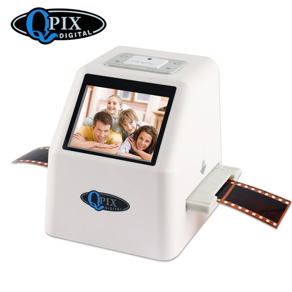 Portable 35mm Negative Slide Scanner Film Scanner