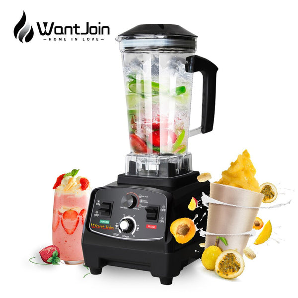 WantJoin Heavy Duty Automatic Grade Timer Blender