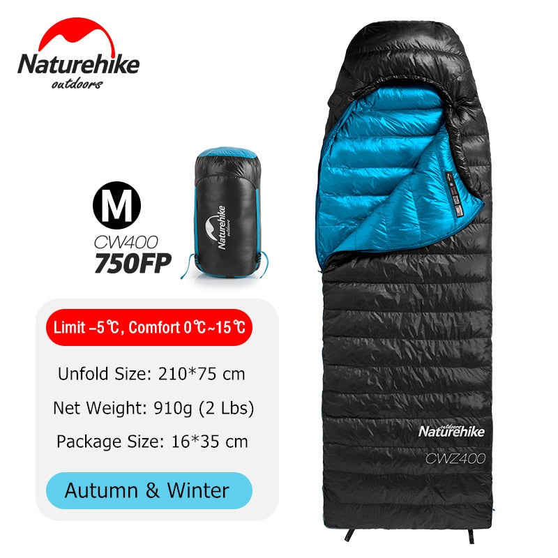 Naturehike CW400 Sleeping Bag Ultralight