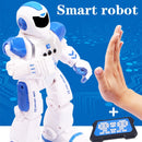 RC Smart Gesture Sensor Dance Robot