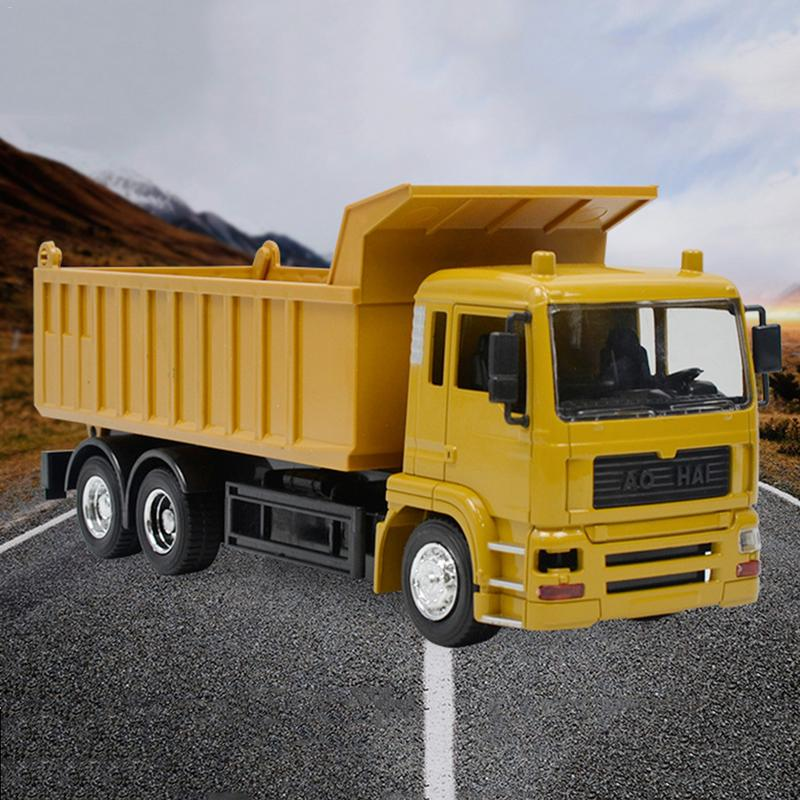 RC Dump Truck RC Engineering Truck Model