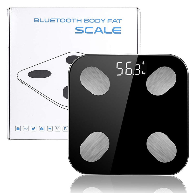 Body Fat Scale Floor Scientific Smart Electronic LED Digital