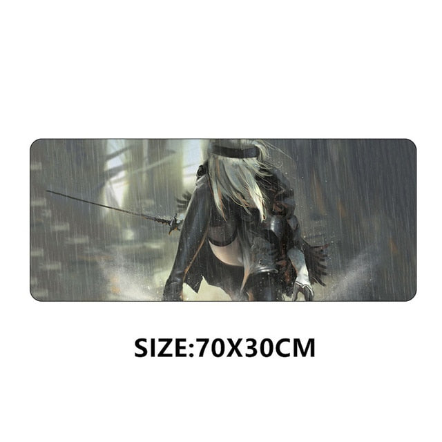 Mouse pad NieR Automata YoRHa Anime Sexy Gaming Gamer
