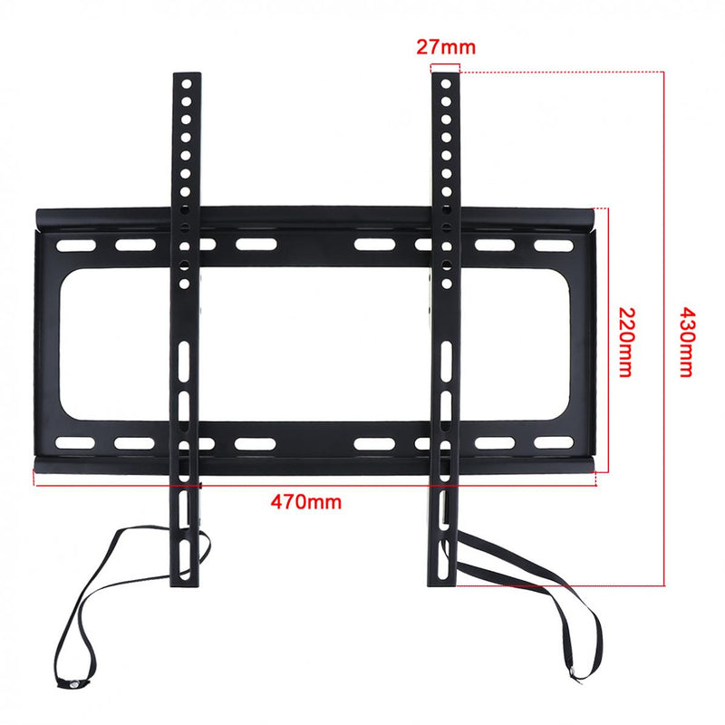 Universal 45KG 1.5mm TV Wall Mount Bracket
