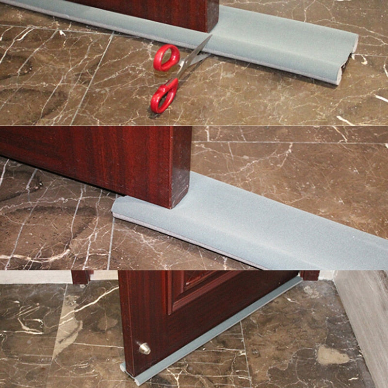 95CM Flexible Door Bottom Sealing Strip Guard Sealer
