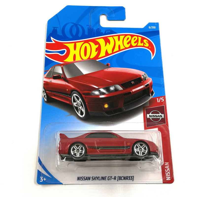 Hot Wheels 1:64 Sport Car 2019 Set Metal Material Body Race Car Collection Alloy Car Gift For Kid NO.1-42