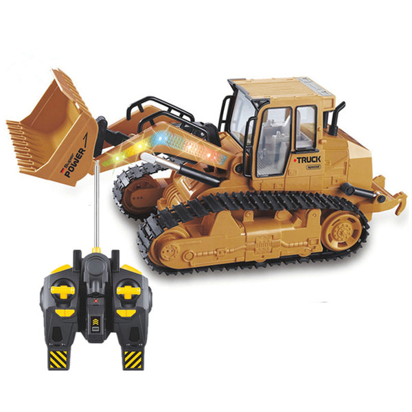 Electric RC Truck Bulldozer Engineering Vehicle