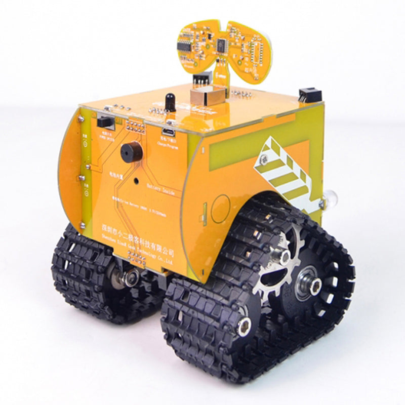 WuliBot Scratch + Mixly Programmable Robot RC