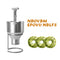 Donut Maker Food Processor Stainless Steel