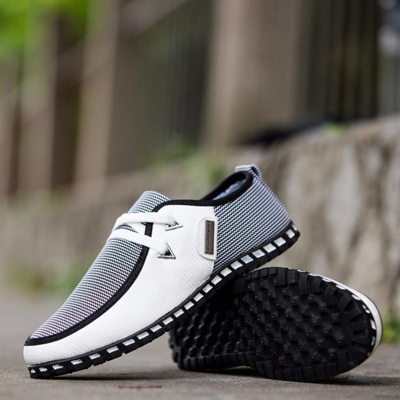 ZYYZYM Shoes Men Casual Shoes Light Breathable Loafers Spring Autumn Fashion Shoes For Men Shoes Large Size 2019 Best Seller