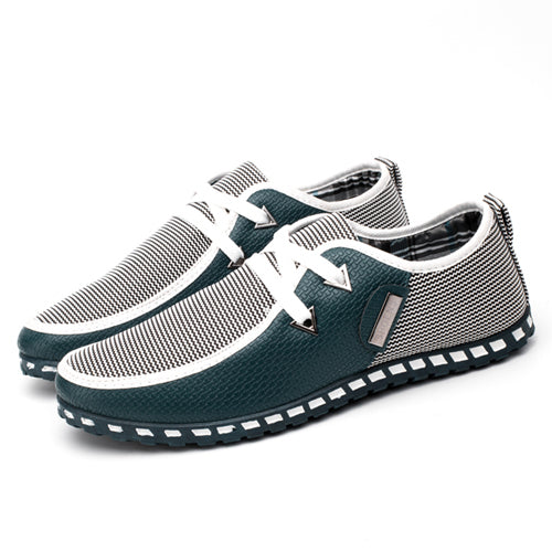 ZYYZYM Shoes Men Casual Shoes Light Breathable Loafers