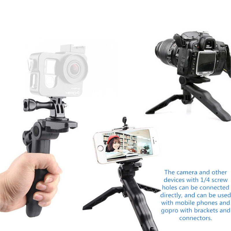 MAMEN Mini Camera Tripod Monopod Selfie Stick