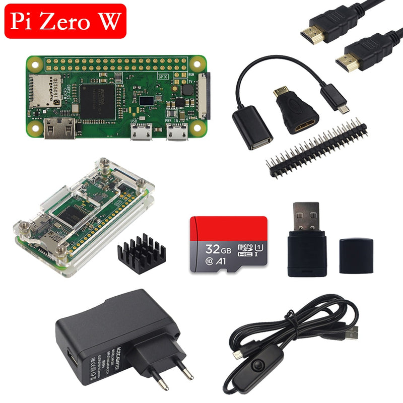 Raspberry Pi Zero Wireless CPU 512M RAM