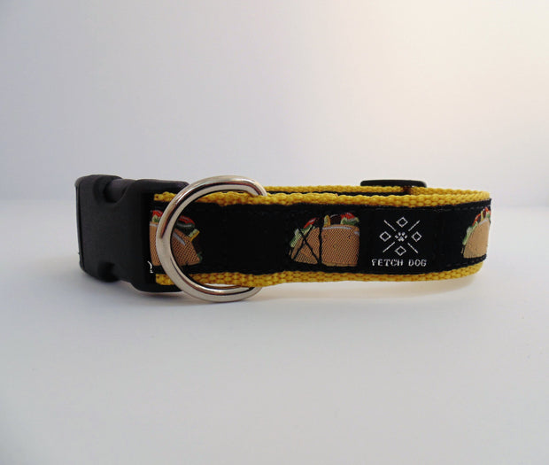 Taco Dog Collar - Fetch Dog