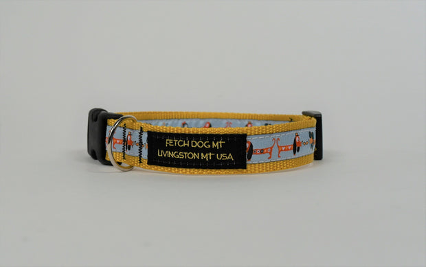 Dachshund Dog Collar - Fetch Dog