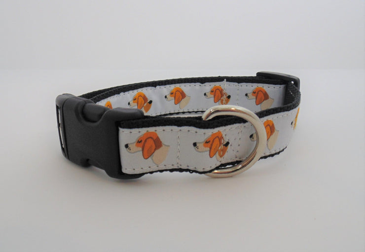 Beagle Dog Collar - Fetch Dog