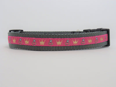 Diamond Ring Collar - Fetch Dog
