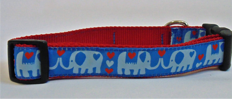 Elephant Dog Collar - Fetch Dog