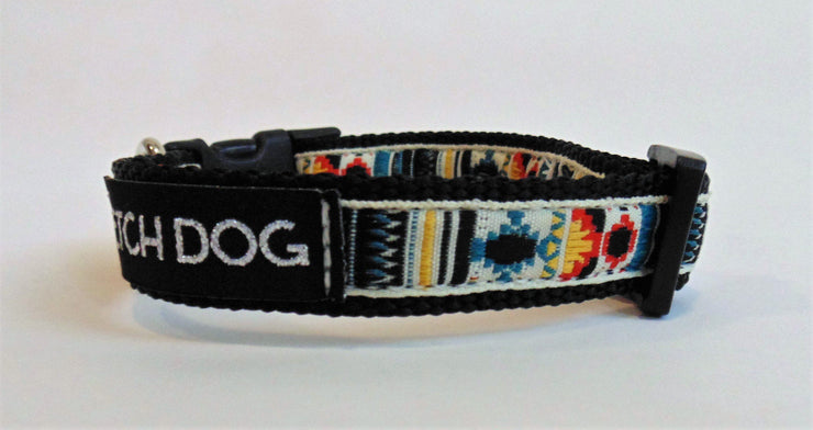 Southwest Dog Collar - Fetch Dog