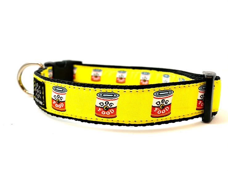 Dog Food Dog Collar