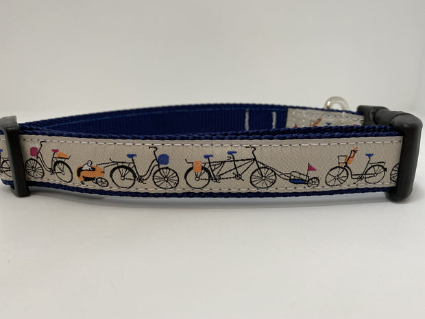 Bicycle Dog Collar Dog Collar Fetch Dog