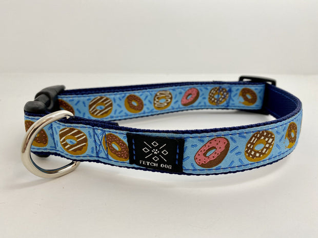 Donut Lover Dog Collar Dog Collar Fetch Dog