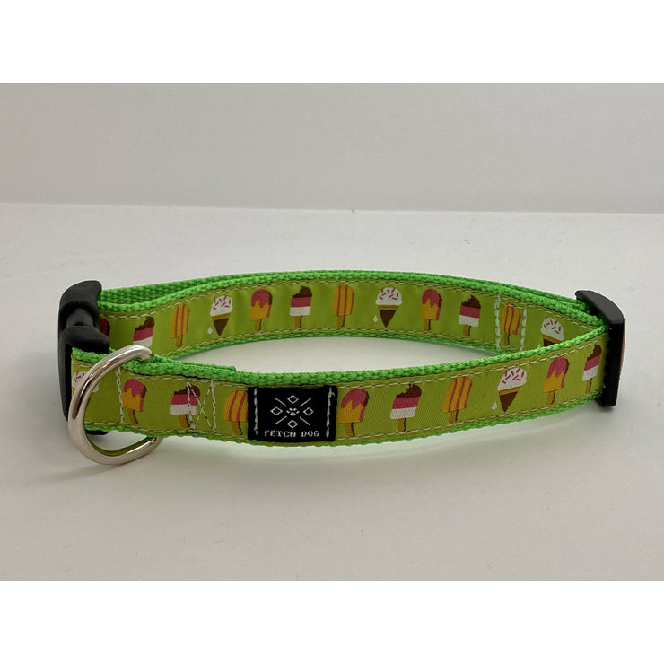 Popsicles Dog Collar Dog Collar Fetch Dog