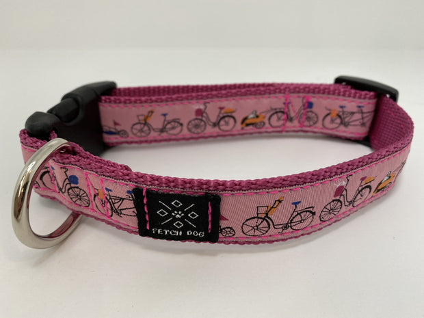 Bicycle Dog Collar