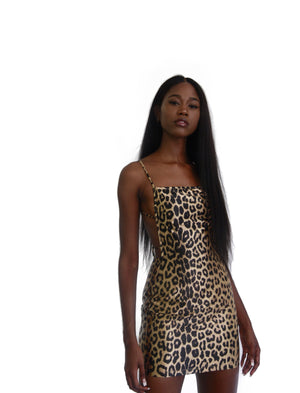 NO-CHEETAH DRESS
