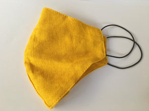 Original Linen Face Mask