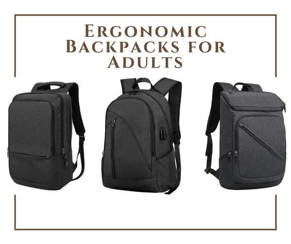623dd554837e Choosing the Right Kind Of Ergonomic Backpacks for Adults - Tocode