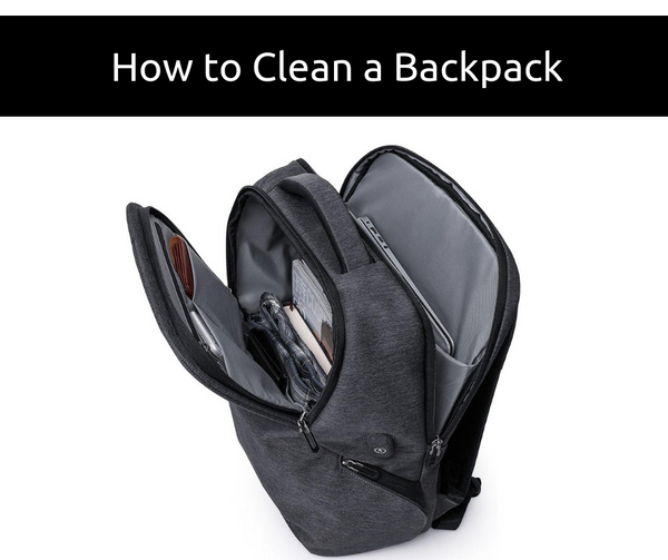 How to Care For Your Backpack: Tips and Tricks