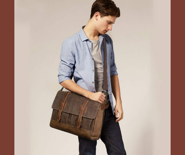 Bags of class - why do people love messenger bags so much?