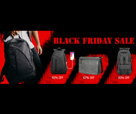 Tocode 3 Best Travel Bags For Black Friday 2018