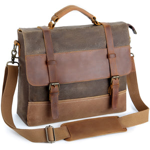 Tocode leather bag