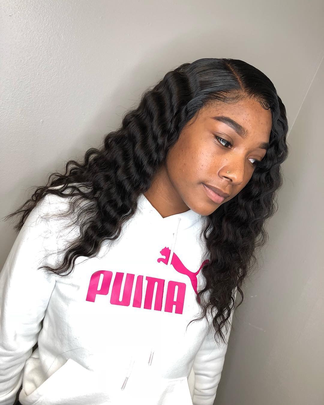 TOHYADD 1/2/3/4 Bundle Deals Deep Wave Remy Hair Extensions