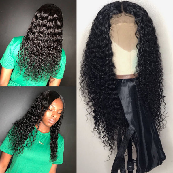 Full Lace Wig/Lace Front Wig Curly Hair